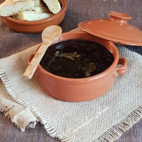 soupe Mloukhiya
